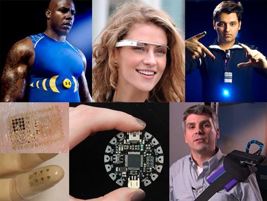 Gjenerata e ardhshme e pajisjeve që mund të vishen (Fotogaleri)