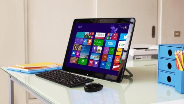 """Punonjësit e kompanisë Microsoft e quajnë sistemin Windows 8 si """"Vista i ri"""""""