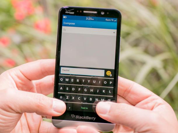 Sa mund të shitet BlackBerry Messenger
