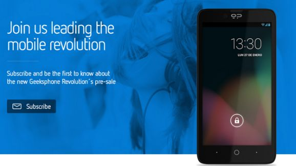 Smartfonët e Geeksphone me Android dhe Firefox OS do të jenë në shitje në Evropë