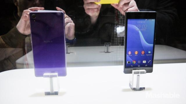 Sony zbulon Xperia Z2: regjistrim video 4K, ekran 5.2 inç, si gjithmonë rezistent ndaj ujit