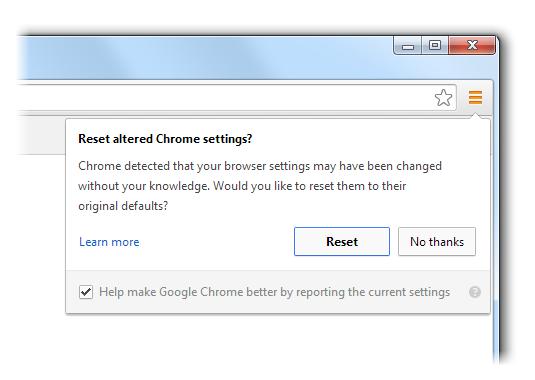 Google ndërmerr sërish masa ndaj ndryshimeve të paautorizuara të funksionaliteteve në Chrome