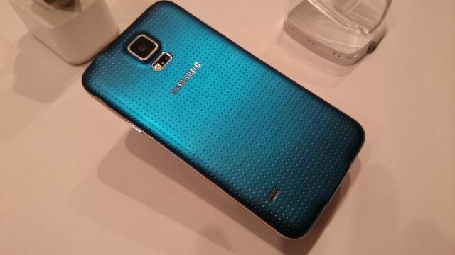 Si i mat rrahjet e zemrës Samsung Galaxy S5
