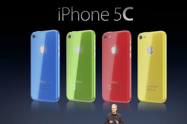 A është gati Apple për fundin e iPhone 5C