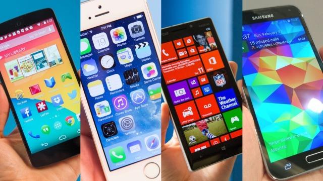 Si krahasohet Samsung Galaxy S5 me konkurrentët më të mirë