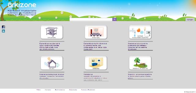 """""""Demokratizimi"""" në një uebfaqe i botës së ndërtimit dhe mobilimit në tregun shqipfolës"""