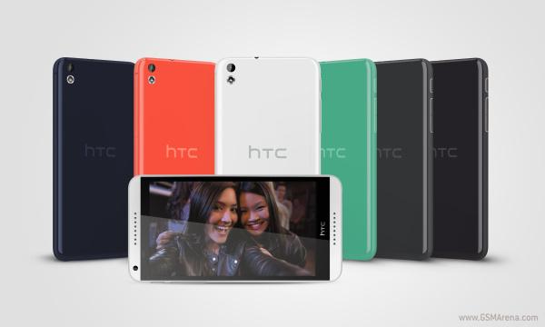 HTC prezanton smartfonët Desire 816 dhe Desire 610
