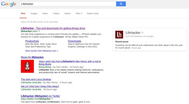 Me Searchonymous mund të kërkoni në Google nëse nuk dëshironi të identifikoheni