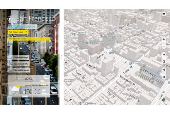 Nokia Here Maps gati për Windows 8.1 për të mbushur boshllëqet e Bing Maps