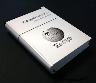 """PediaPress ndërmerr iniciativë për të botuar në libra """"Wikipedian"""" në anglisht"""