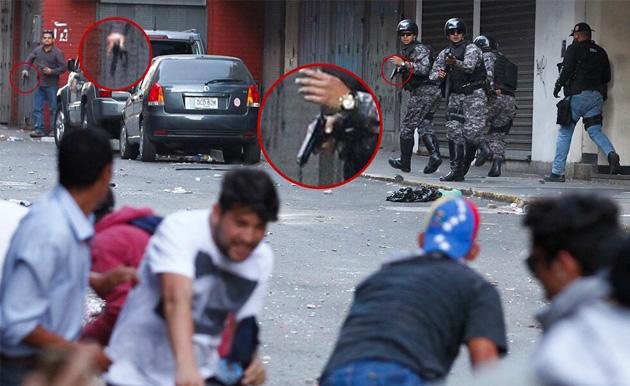 Twitter: Venezuela është duke bllokuar paraqitjen e fotografive për të penguar protestat