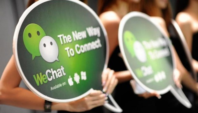 Shërbimi për dërgim të mesazheve WeChat tejkalon 100 milionë shkarkime në Google Play