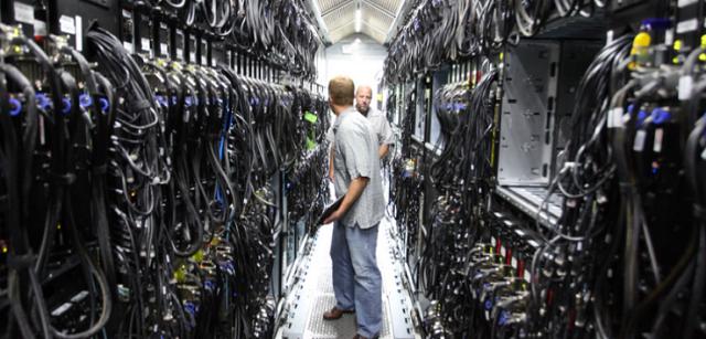 Trafiku ndërmjet serverëve të Google është i enkriptuar për të penguar përgjimin e NSA-së