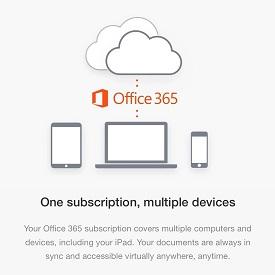 Microsoft Office për iPad dominon në krye të listës së App Store