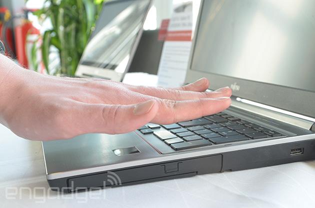 Fujitsu po punon për teknologjinë e skanimit të pëllëmbës së dorës