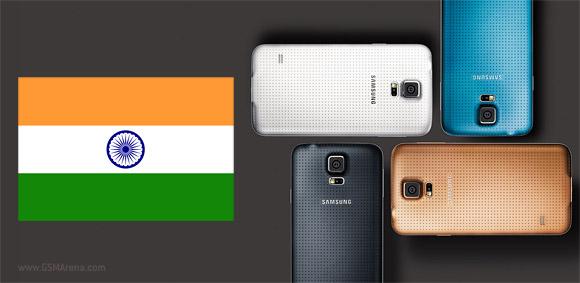 Samsung Galaxy S5 kushton 500 euro në Indi