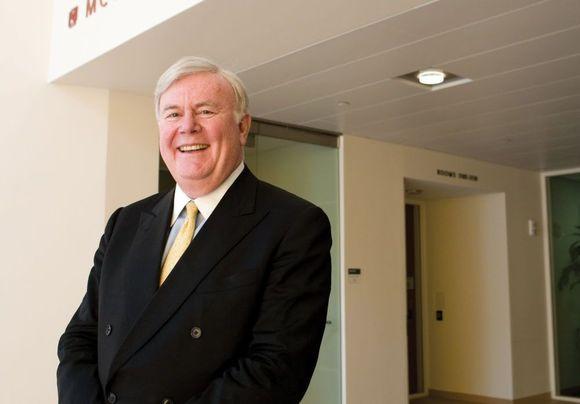 Ndahet nga jeta themeluesi dhe kryetari i IDG-së, Patrick J. McGovern