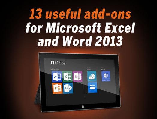 (Fotogaleri)13 funksionalitete të dobishme për Word dhe Exel 2013