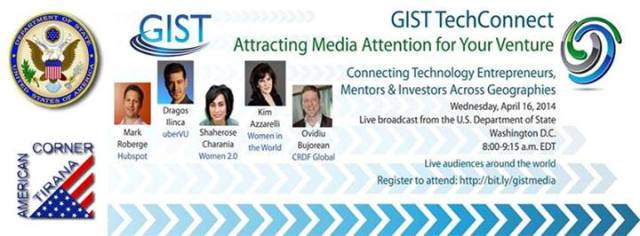 GIST Tech Connect, iniciativa për strategji të suksesshme marketingu për biznesin tuaj