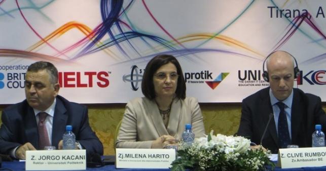 """Mbahet Konferenca e Tretë Ndërkombëtare Multidisiplinore: """"ICT-ja në edukim, njohuri shoqërore dhe qeverisje e hapur"""""""