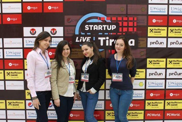 Startup Live Tirana, eventi i ideve inovative për sipërmarrësit e rinj