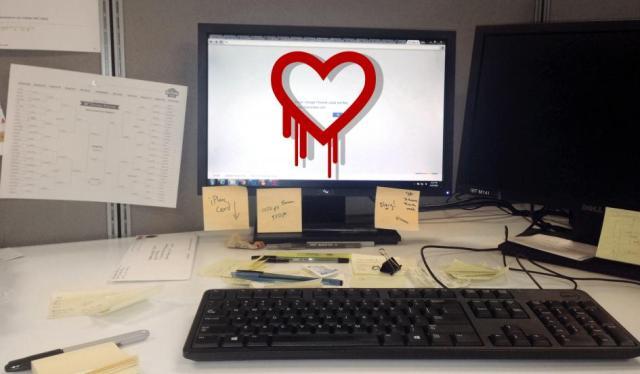 """Vrima e sigurisë së internetit """"Heartbleed"""" është po aq e dëmshme sa edhe tingëllon"""