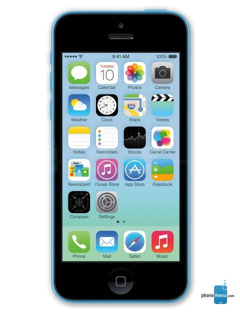 iPhone 5C 8G B vjen në 11 shtete evropiane