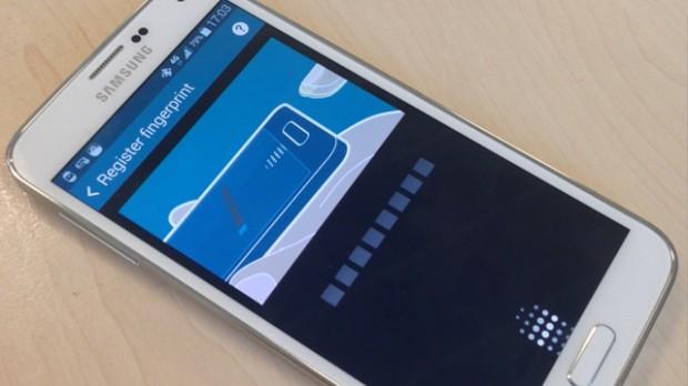 Paypal lançon shërbimin e pagesave online përmes sensorit të shenjave të gishtave të Galaxy S5