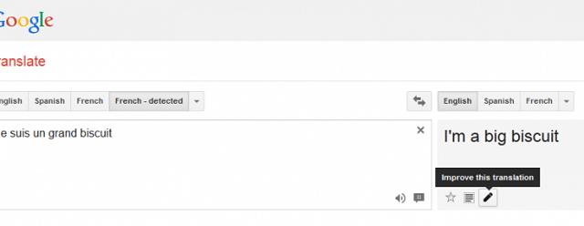 Veçoria e re e Google Translate e bën më të lehtë editimin dhe përmirësimin e përkthimeve