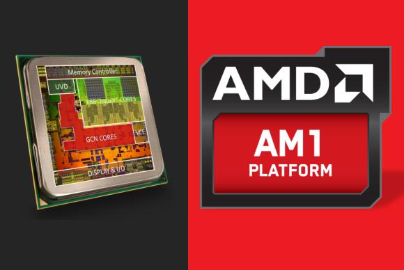 AMD sjell çipin që kursen energjinë, në platformën buxhetore AM1 për desktop-ët