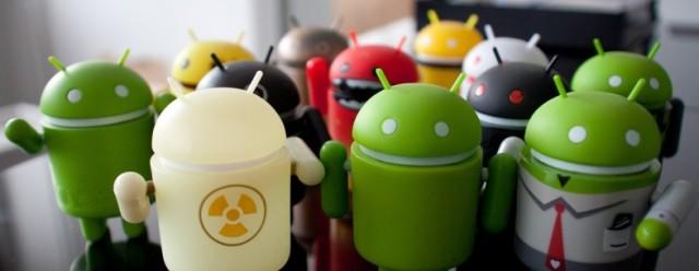 Android KitKat tani ndodhet në 5.3 % të pajisjeve