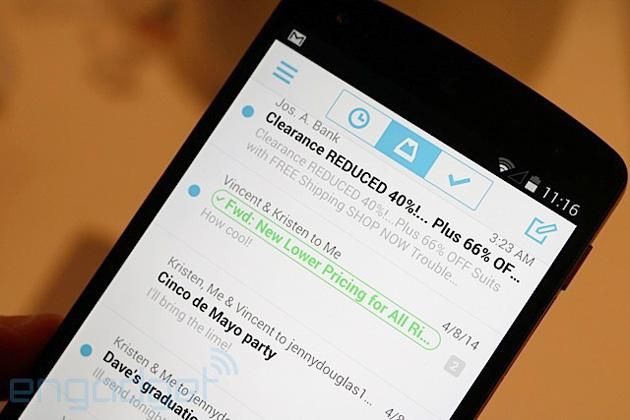 Dropbox sjell aplikacionin e famshëm Mailbox për Android dhe desktop