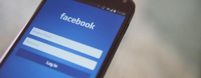 Ditën e djeshme Facebook shfaqi probleme