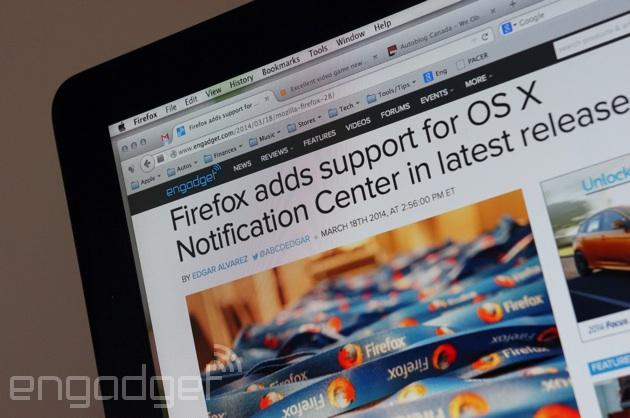 """Mozilla lançon dizajnin e ri më të rëndësishëm të shfletuesit """"Firefox 29"""""""