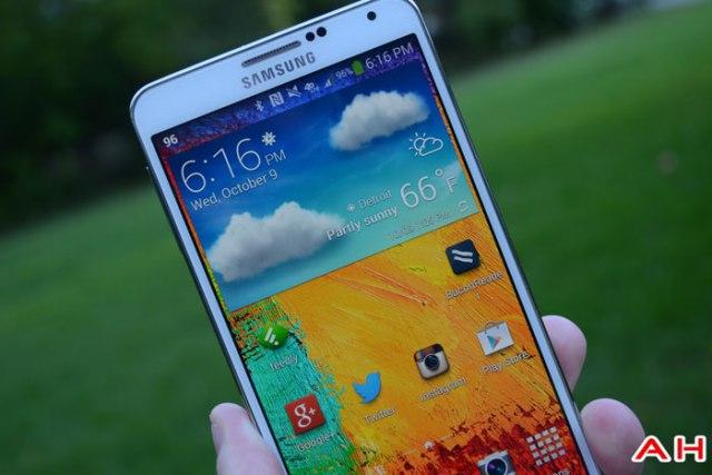 Samsung Galaxy Note 4 me paraqitje fleksibile tre-anësore Youm mund të vijë gjatë vjeshtës