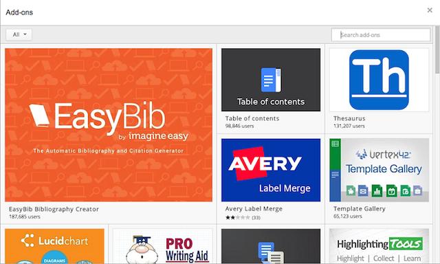 google-drive-add-ons
