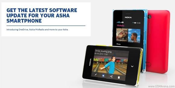Nokia sjell përditësimin e dytë madhor në platformën Asha