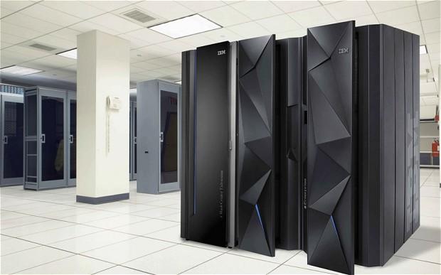 Kompjuteri mainframe feston 50 vjetorin