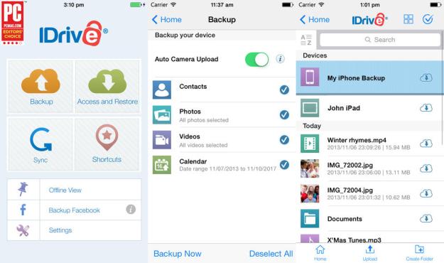 iDrive: Përdoruesit e iPhone mund të përfitojnë 100 GB hapësirë në cloud për 1 $ në vit