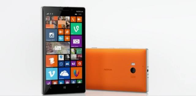 Nokia prezanton smartfonin Lumia 930