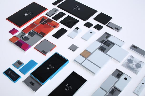"""Smartfoni modular i Google """"Projekti Ara"""" do të lançohet në janar të 2015-ës"""