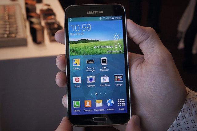 Samsung Galaxy S5 sot del në shitje në mbarë botën