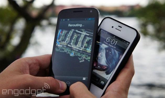Google ofroi ndihmë për Samsung-un në betejën gjyqësore kundër Apple