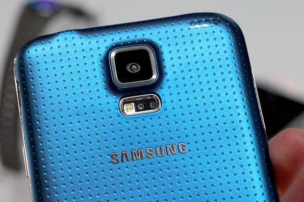 Njihuni me rezultatet e testimit të ekranit të Galaxy S5