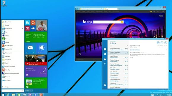 Së shpejti rikthehet menuja Start në Windows