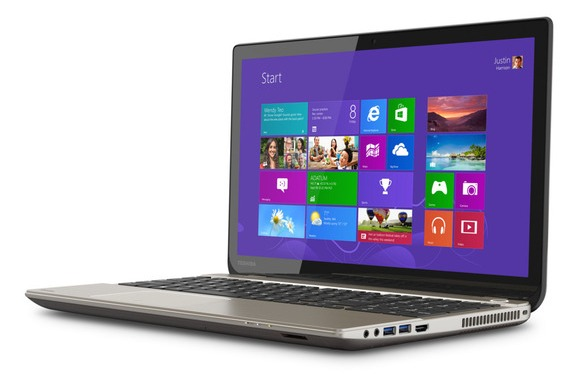 Toshiba Satellite P55t, laptopi i parë 4K