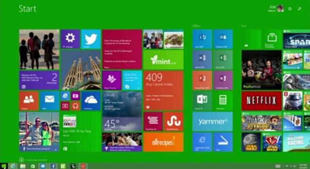 Ja se si të shfaqni ose fshihni butonin Start në Windows 8.1 Update 1