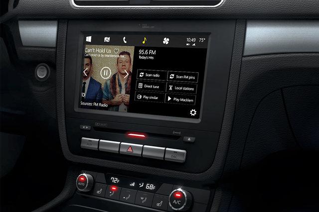 Microsoft zbulon Windows-in për makina, një ide e ngjashme si CarPlay i Apple