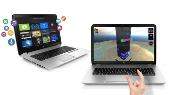 Envy, laptopi i kompanisë HP me sensor lëvizjesh për gishtërinjtë