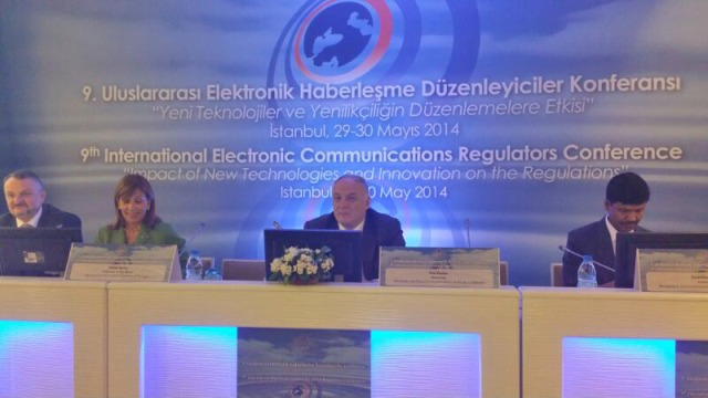 Mbahet në Stamboll konferenca e 9-të ndërkombëtare e rregullatorëve të komunikimeve elektronike